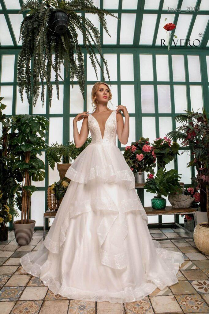Свадебное платье Ines