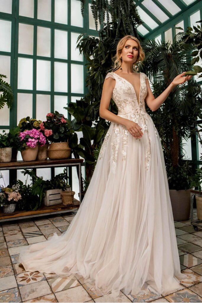 Свадебное платье Olga