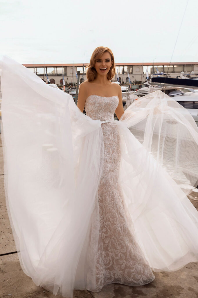 Свадебное платье Nailia