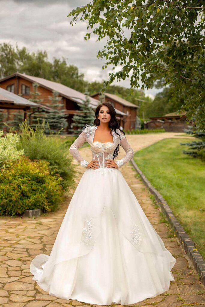 Свадебное платье Mery
