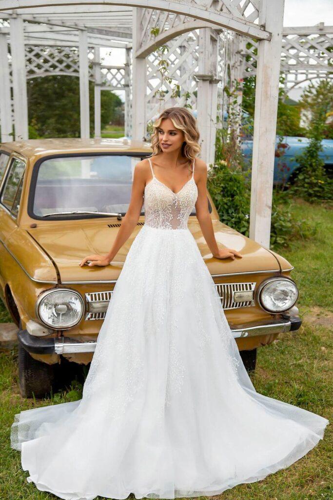 Свадебное платье Pelageya