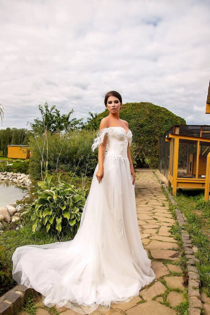 Свадебное платье Serena