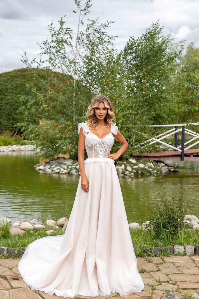 Свадебное платье Marta