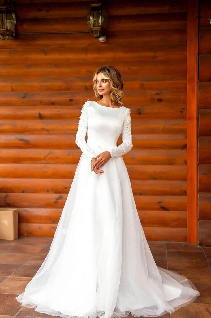 Свадебное платье Bajena