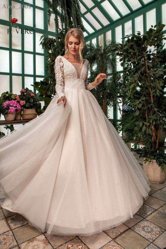 Свадебное платье Aina