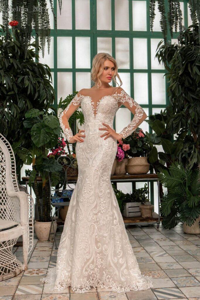Свадебное платье Emelina