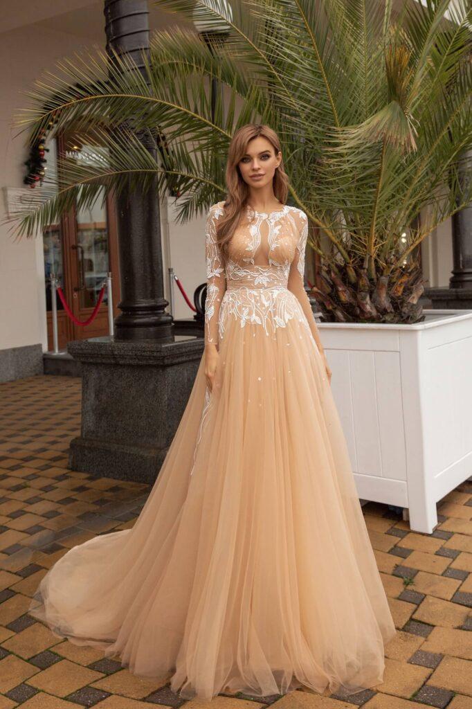 Свадебное платье Malika