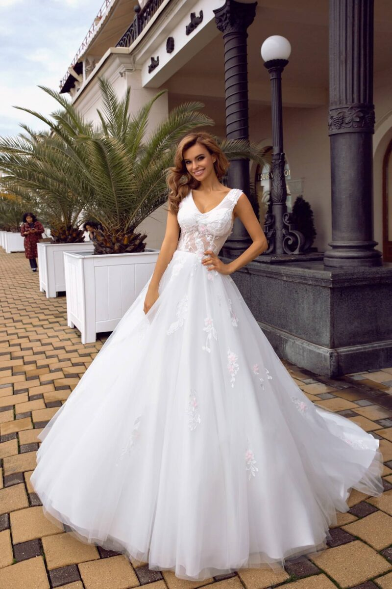 Свадебное платье Sacura