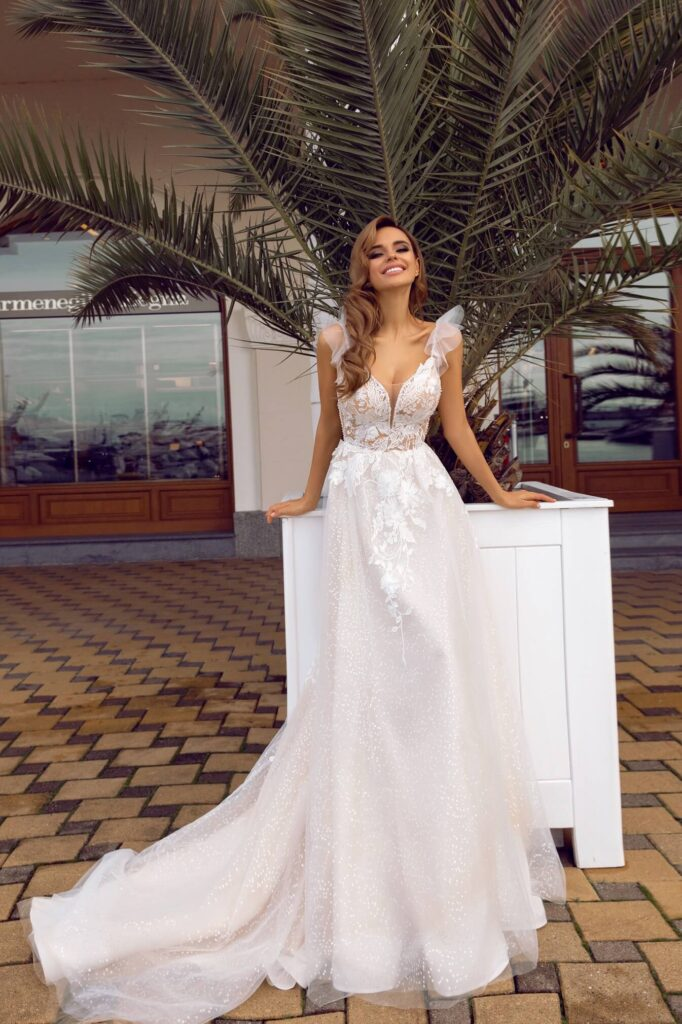 Свадебное платье Luisa