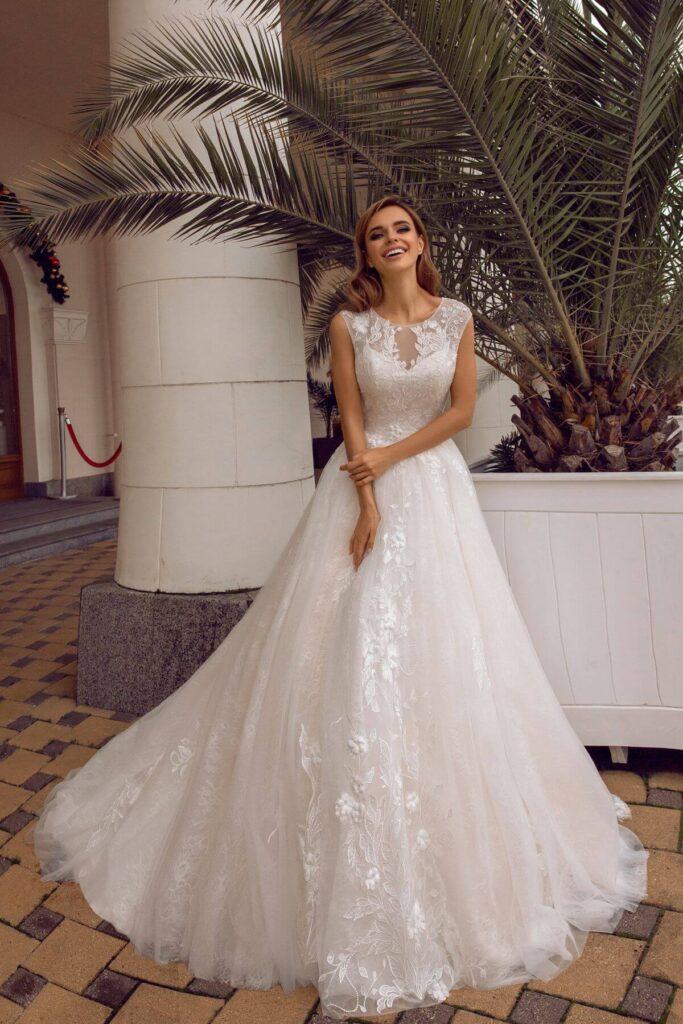 Свадебное платье Sheila