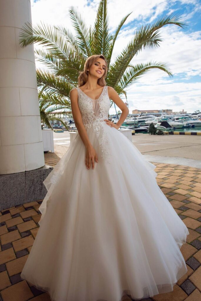 Свадебное платье Hloiy