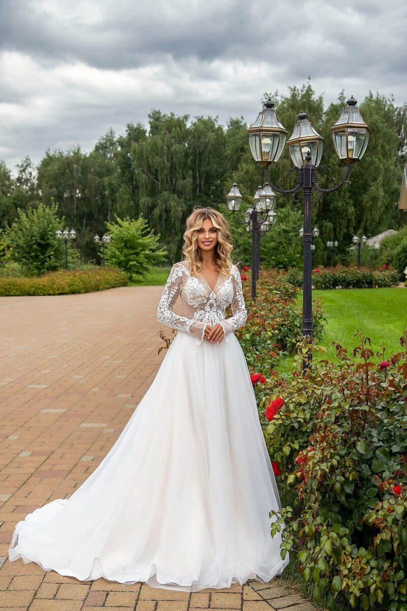 Свадебное платье Bogdana