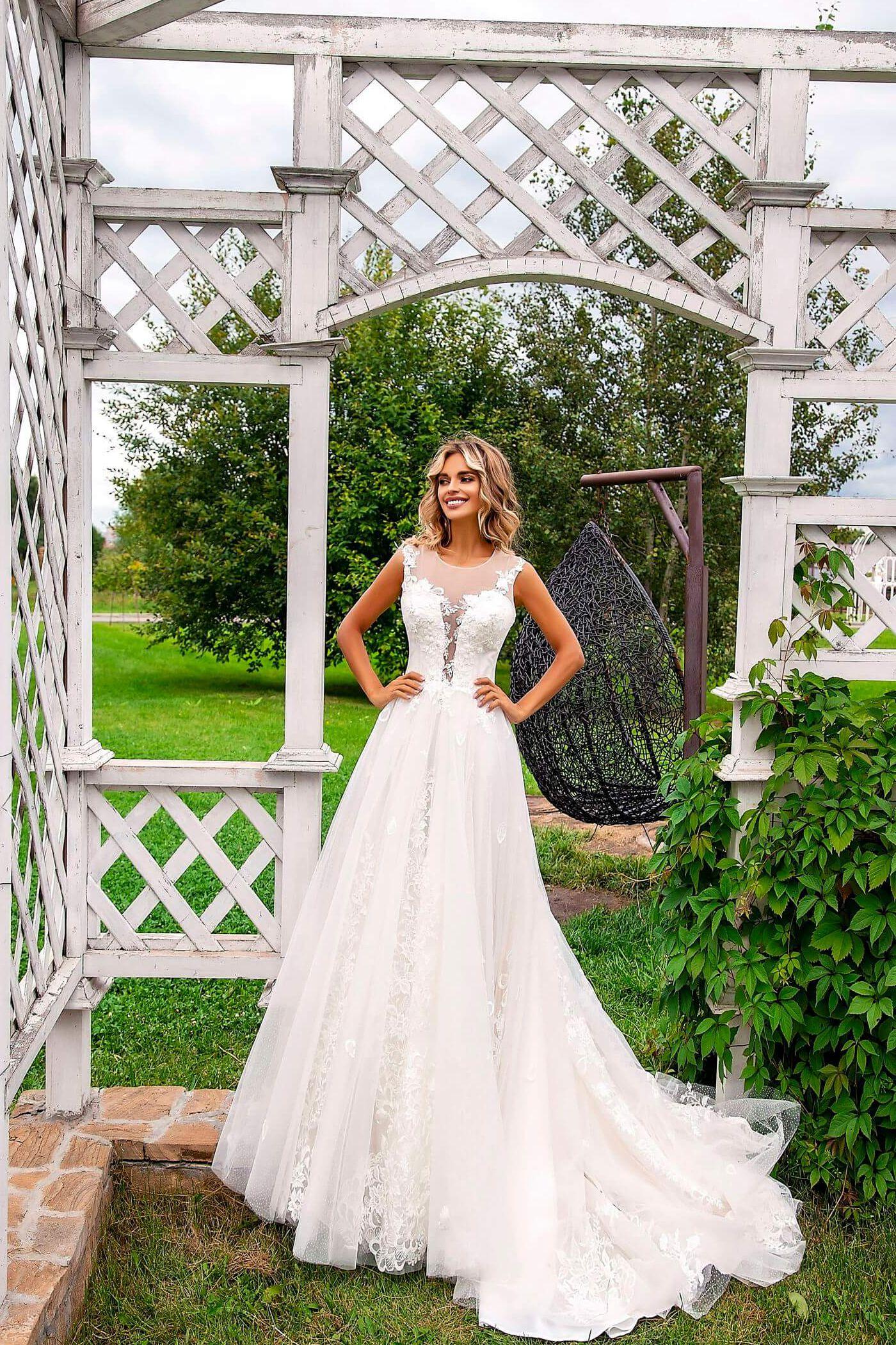 Свадебное платье Rusea