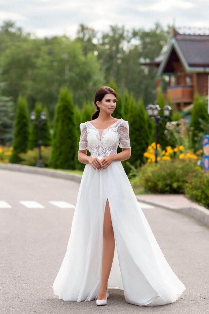 Свадебное платье Yustina